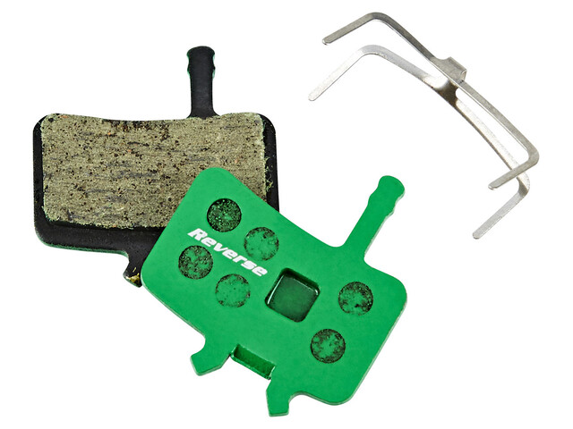 Reverse Avid Juicy 3/5/7 & BB7 Brake Pads organic green